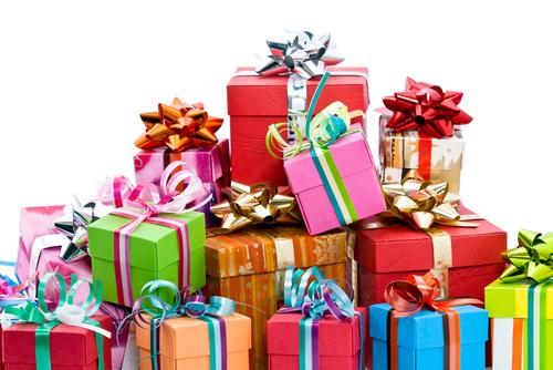 Несколько подарков в одном